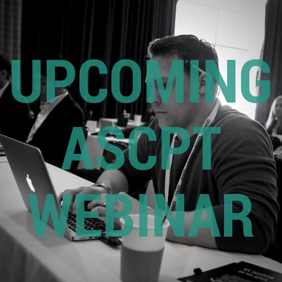 ASCPT Members-Only Webinar Series presented by the Mental Health & Addiction (MHA) and Early Career (EC) Communities